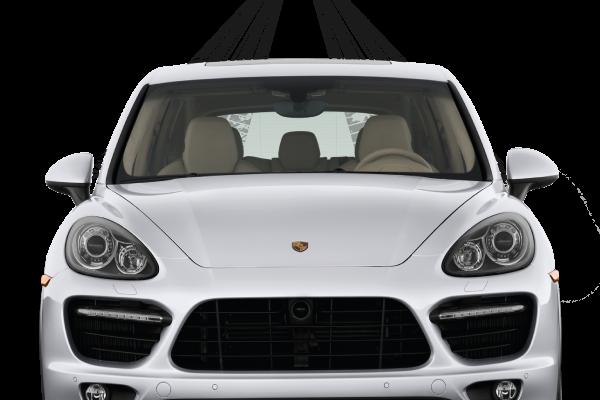 Porsche cayenne Alptrans
